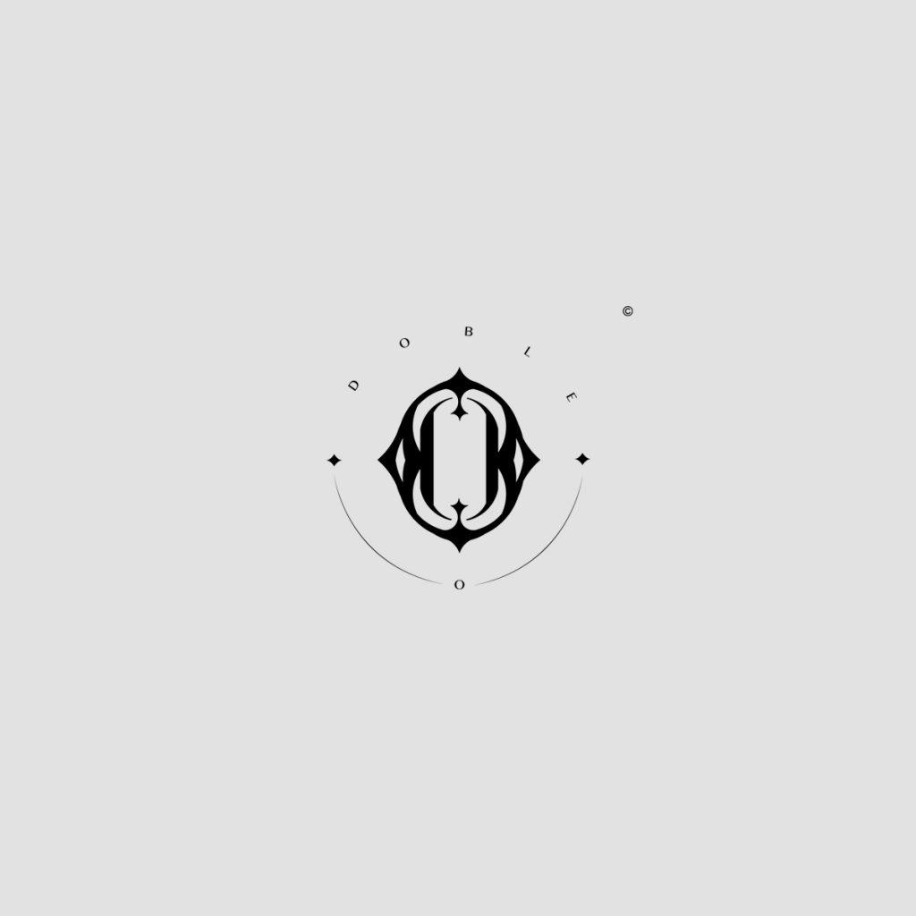Monograma doble O